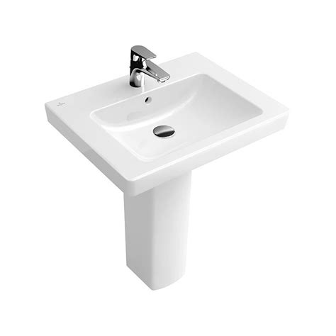 lavabo villeroy boch villeroy boch subway 2 0 lavabo blanc 71136601