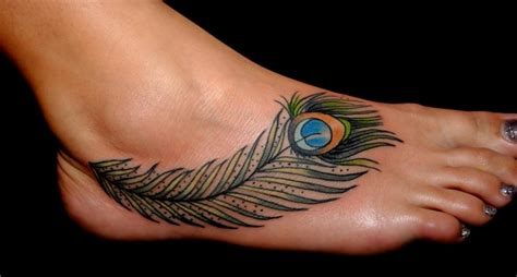 feather tattoo represents peacock feather tattoo meaning and design guide