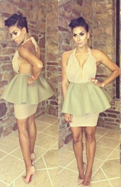 laura govan and demetria lucas show off hot spring hair 17 best images about laura govan on pinterest striped