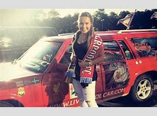 (Video) Cute Liverpool WAG Aine Coutinho Accepts Chelsea ... Rangers Fc News