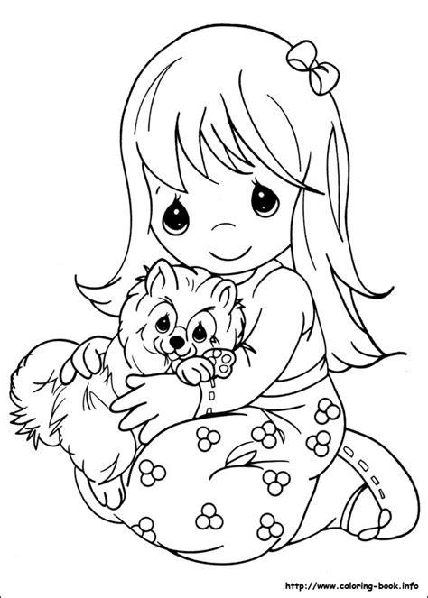 printable coloring pages precious moments free coloring pages of precious moments animals