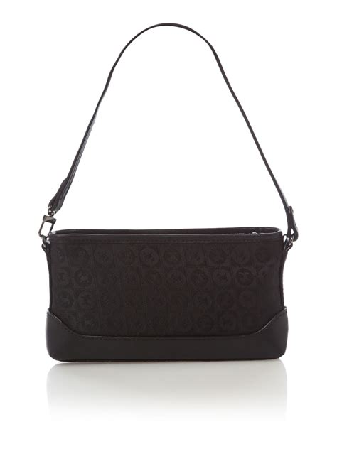 Jacquard Shoulder Bag by Radley Whitmore Jacquard Small Shoulder Bag In Black Lyst