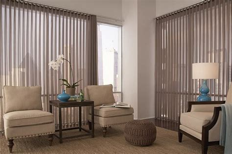 living room window blinds window treatment ideas vertical blinds modern living room denver by windows dressed up