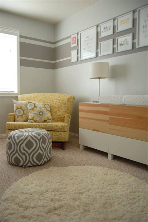 a soothing modern nursery for baby quot a quot grey nursery stripes and the
