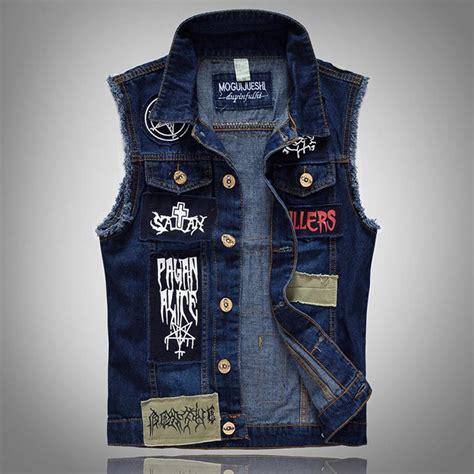 Jaket Rock Denim Popular Rock Jacket Buy Cheap Rock Jacket Lots