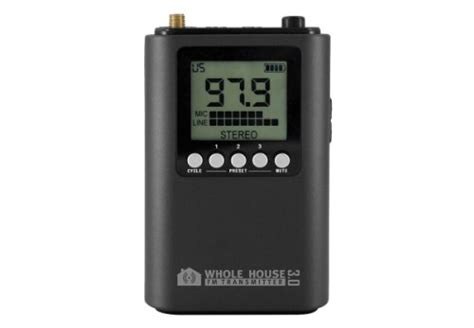 whole house fm transmitter 3 0 fm transmitter ca