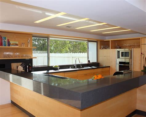 kitchen ceiling design impressive modern ceiling design for kitchen in house