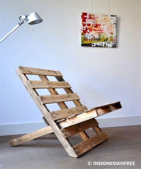 Kursi Kayu Bekas Palet 12 kerajinan tangan dari kayu bekas palet dan cara