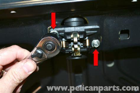 mercedes trunk actuator lock replacement diy how to fix mercedes benz 190e trunk vacuum actuator replacement w201 1987 1993 pelican parts diy