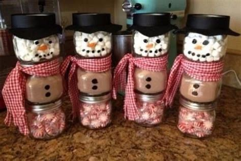 diy mason jar craft ideas for christmas great homemade