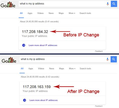 How To Change Address On Search How To Change Your Ip Address In Simple Steps Gohacking