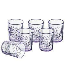 Low Glass Tupperware 250ml glasses buy glasses at best prices in india on