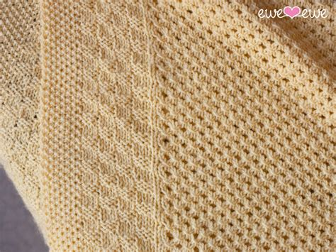 two color baby blanket knitting pattern weekly featured pattern buttercup baby blanket ewe ewe
