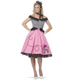 Costumes adult costumes women costumes nifty 50s women