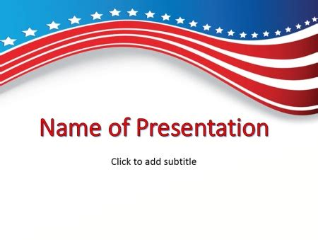 canada powerpoint template free backgrounds