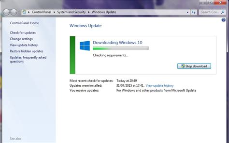 how to force windows 10 update how to force windows 10 update on windows 7 share the