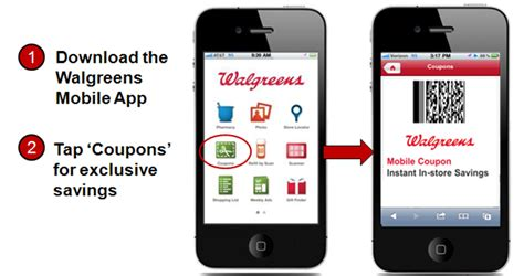 mobile coupons walgreens to introduce mobile coupons on black friday