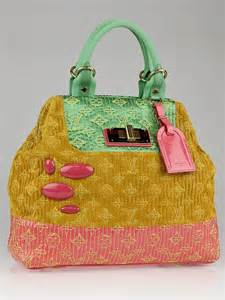 louis vuitton limited edition pastel monogram motard