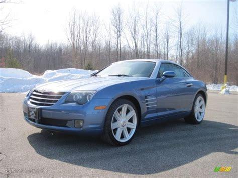 2005 aero blue pearlcoat chrysler crossfire limited coupe 26177549 gtcarlot car color