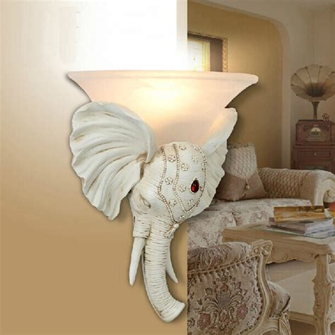Elephant Wall Sconce Home Decoration Wall Ls South Eastern Asia Elephant Wall Sconce Led Bedside L Modern Wall