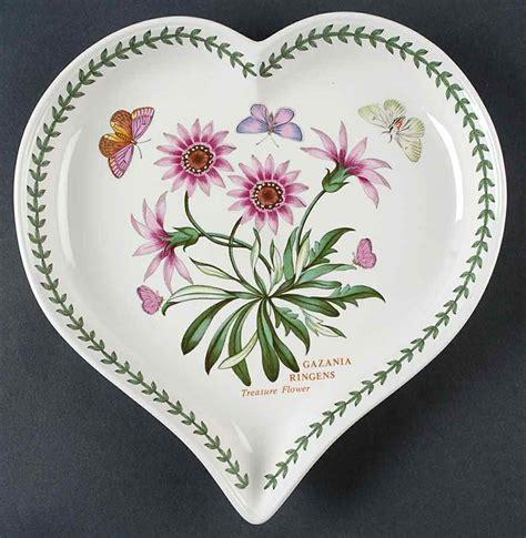 Portmeirion Botanic Garden Ebay Portmeirion Botanic Garden Treasure Flower Dish 9841633 Ebay