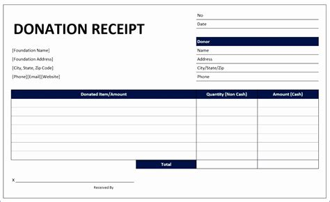 Cheque Receipt Template Excel by 11 Receipt Template Excel Exceltemplates