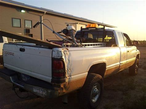 find used 2000 dodge ram 2500 4x4 cummins quad cab long bed 5 speed manual in sioux falls south