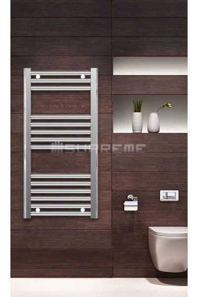 bathroom radiators 400mm wide electric towel radiator 400mm wide 800mm high chrome flat