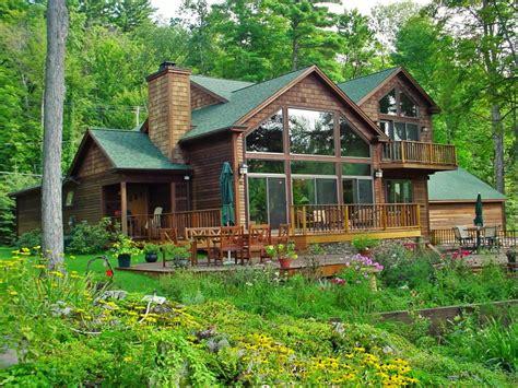 Cabin Rentals In Lake George by Lake George Vacation Rental Pulver C
