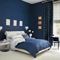 Royal Blue Master Bedroom » Home Design 2017