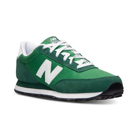 sneaker line new balance s 501 sneakers from finish line in green