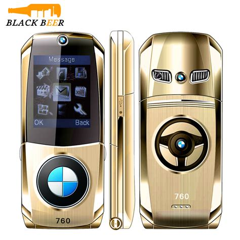 mobile phone small cheap car shaped flip mobile phone mosthink 760 small size