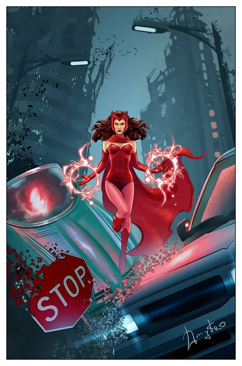 scarlet witch appreciation page 591