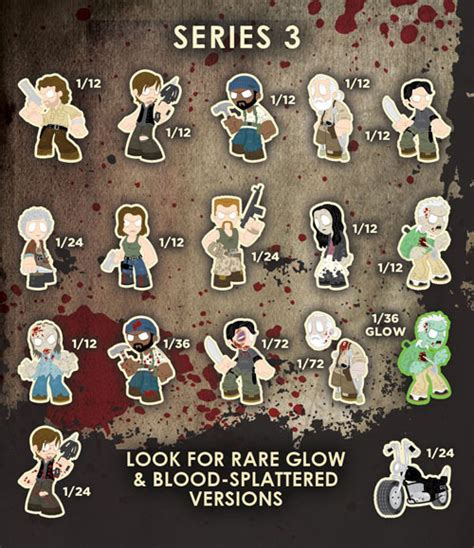 what the dead leave a gilded age mystery books funko reveals series 3 walking dead mystery minis the