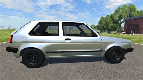 volkswagen golf 1987 volkswagen golf mk2 gti 1987 for beamng drive