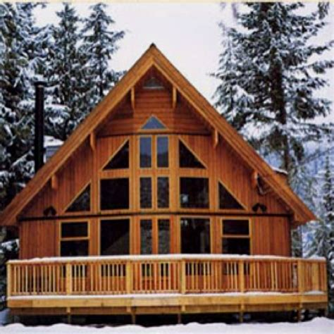 Chalet Style Homes | pinterest