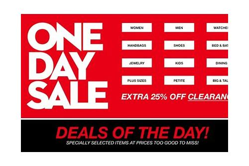 macy's deals today