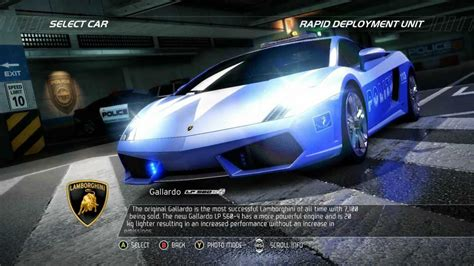 Need For Speed Pursuit Lamborghini Need For Speed Pursuit Lamborghini Gallardo