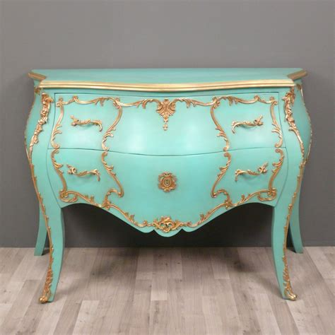 commode baroque style of louis xv ls bronze