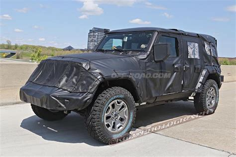 Best Jeep 2018 Jeep Wrangler Jl Our Best View Yet Road