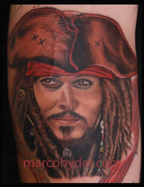 johnny depp s jack sparrow tattoo real new england news three talented upcoming guests