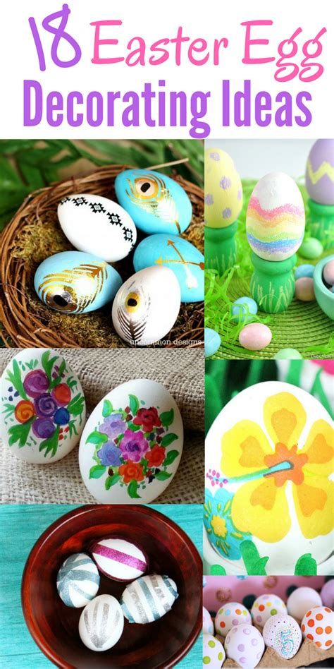 easter egg ideas 100 egg decorating ideas 44 best easter egg