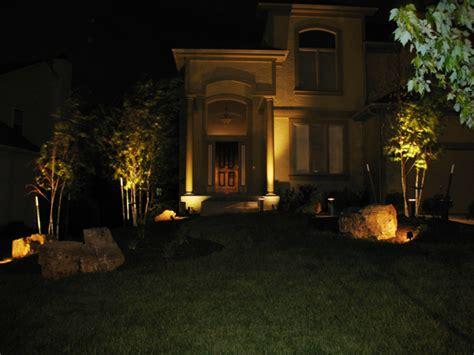 Landscape Lighting Kansas City Landscape Lighting Kc Spectacular Lighting For Your Home