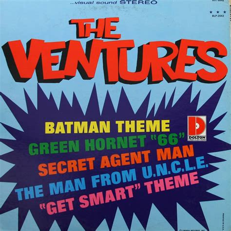 Bolton Records 8 Bands That Covered The 1960s Batman Theme Song