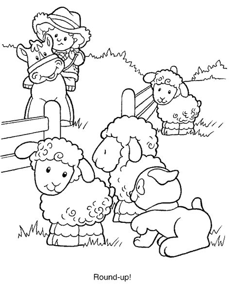 Farm Animal Coloring Page Az Coloring Pages Farm Animals Coloring Pages