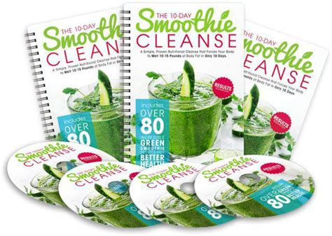 6 Day Detox Drop Book by 10 Day Smoothie Cleanse Pdf Ebook Free Noebooks