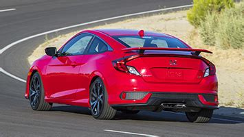 just enough power to the people | 2017 honda civic si