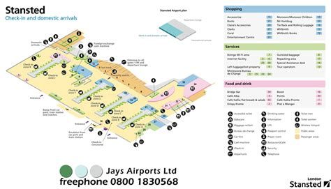 stansted airport floor plan stansted 187 jays airports ltd