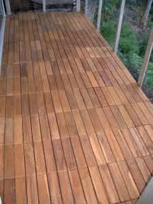 Modular Wood Flooring Modular Deck Tiles Modern Deck Other Metro By