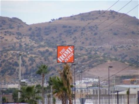 Home Depot Nogales Sonora by Home Depot Opens Mexican Store Within Eyesight Of Arizona